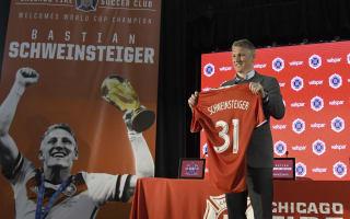 WATCH: World Cup question baffles Schweinsteiger at Chicago presentation