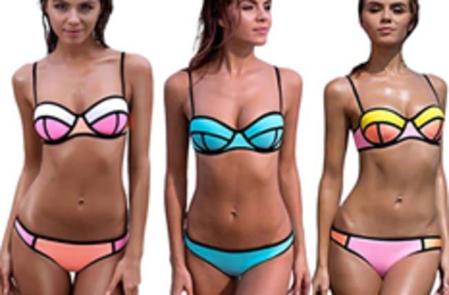 Amazon: Sexy Bikinis für heiße Strandtage