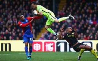 Guardiola cautious over latest Kompany injury