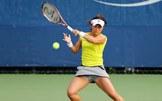 Doi, Rodina through to second round in Taipei