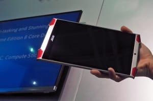 Esta tablet Android de Acer es la primera con el nuevo chip de Intel