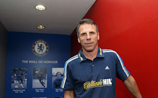 Conte doing a remarkable job at Chelsea - Zola