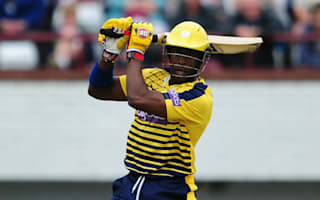 Carberry still has 'a long way to go' despite Hampshire return
