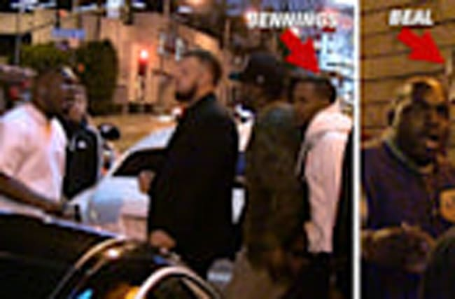 BRANDON JENNINGS, JOHN WALL INSULTED & THREATENED ... At Hollywood Club