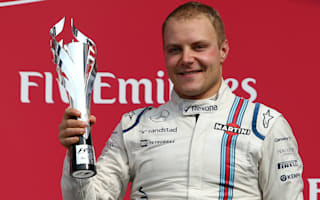 Bottas expects better from Williams in 2016