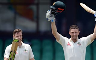 Marsh, Smith tons bolster Australia's consolation hopes
