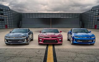 American muscle returns to UK, as Chevrolet Camaro prices announced