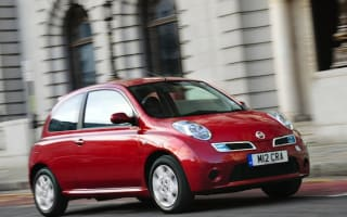 Two friends travel 10,000 miles in a Nissan Micra for charity