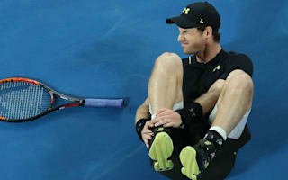 'I don't think I've done too much damage' - Murray plays down ankle concerns