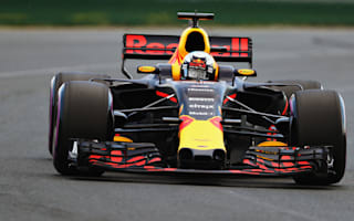 Ricciardo receives five-place grid penalty in Melbourne