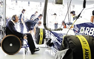 Frank Williams not retiring