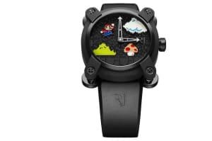 Sí, este reloj 'Super Mario Bros' cuesta 18.950 dólares