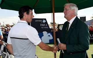 'I'll let you go now' - European Tour bids farewell to legendary starter Robson