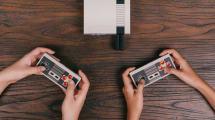 La NES Mini ya tiene mandos inalámbricos