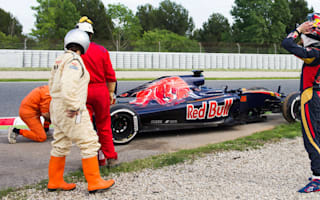 Kvyat delighted with 'essential' test