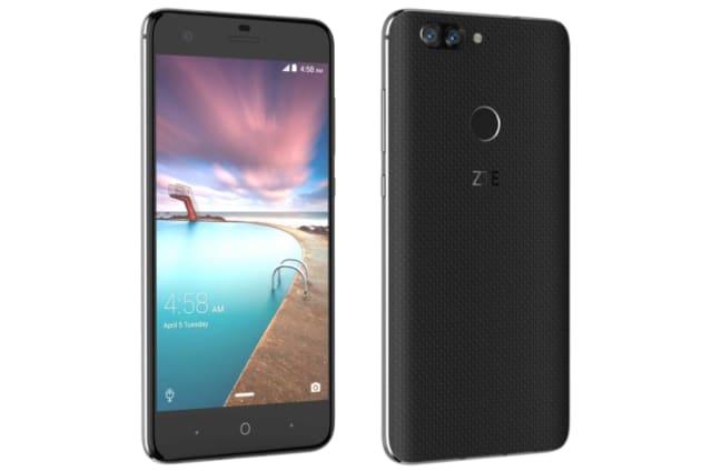 ZTE prepara un interesantísimo teléfono con ayuda del crowdfunding