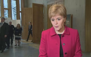 Nicola Sturgeon urges UK Government to respect referendum request