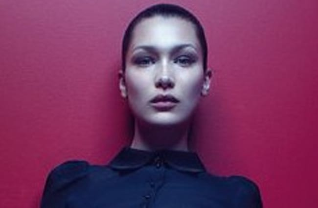 Bella Hadid stars in stunning new campaign for Guiseppe Zanotti