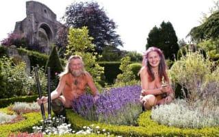 Naked gardeners lose their plot in divorce