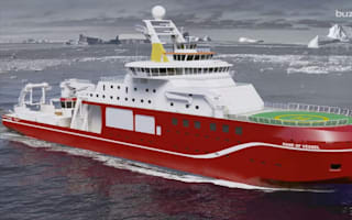 Brains behind Boaty McBoatface name for polar research ship apologises