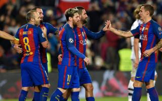 Barcelona pass masters set new Champions League benchmark