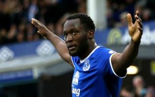 Everton unconcerned by Lukaku exit talk