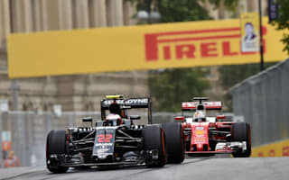 Button hopes McLaren can challenge Ferrari this year