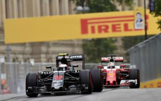 Button hopes McLaren can challenge Ferrari this year