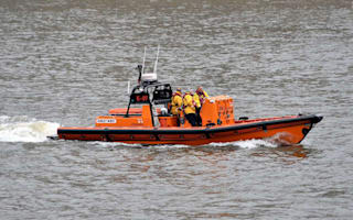 RNLI rescue same woman three times in four days