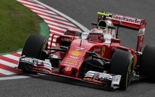 Raikkonen frustrated despite Ferrari improvement