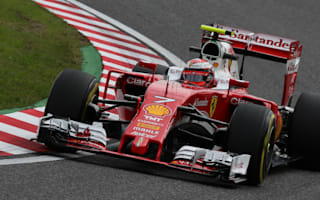 Raikkonen frustrated despite Ferrari improvement