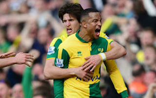 Match-winner Olsson delighted by tenacious Norwich