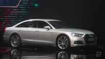 En el nuevo Audi A8 no va a conducir ni el chófer