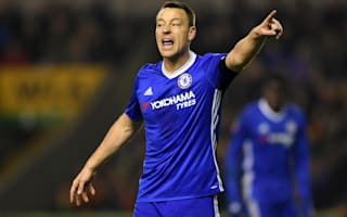 Conte wants fairytale finish for Terry