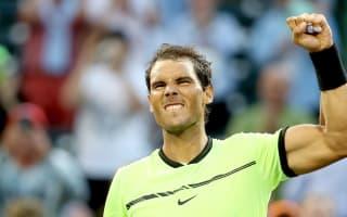 No sweat for Nadal, Nishikori in Miami
