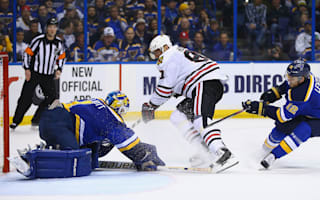 Blues, Penguins open play-offs with wins