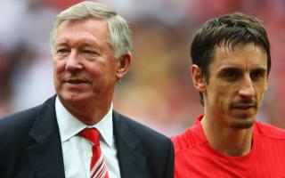 Ferguson backs Neville for Valencia success