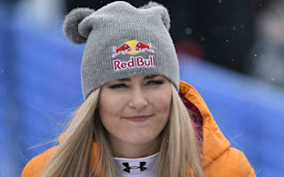 Vonn suffers nasty broken arm in training crash