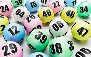 Lucky lotto winner scoops £6.4m