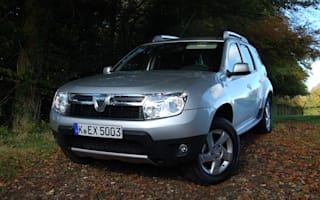 First drive review: Dacia Duster