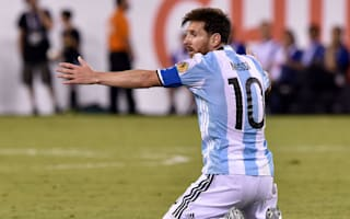 Valdano relieved over Messi U-turn
