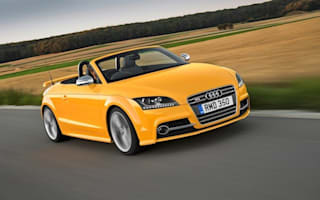 Audi releases TTS limited edition to celebrate 500,000 global TT sales