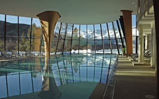 Revealed! Europe's best spa hotels