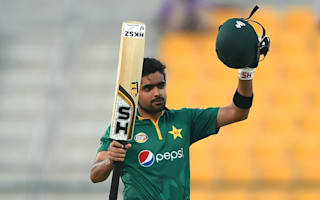 Record-breaking Babar secures Pakistan whitewash