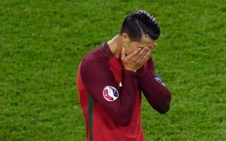Portugal 0 Austria 0: Ronaldo endures penalty nightmare on landmark appearance