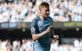 Iheanacho impressed by scheming De Bruyne