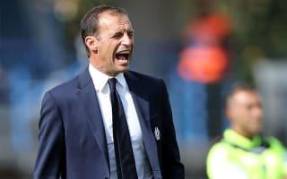 Having Barcelona in the quarter-finals is not pleasing, says Allegri