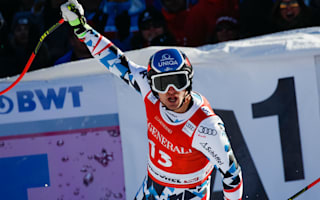 Jansrud fails to tie Maier and Svindal's record in Kitzbuhel