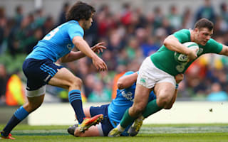 Henshaw blow for Ireland