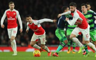 Moving Sanchez can make Giroud better - Henry